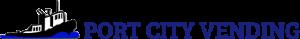 Port City Vending Logo